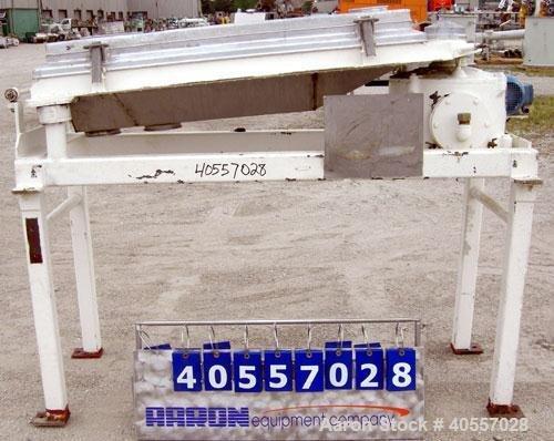 Used- Rotex Screener, model 241AASSSS,