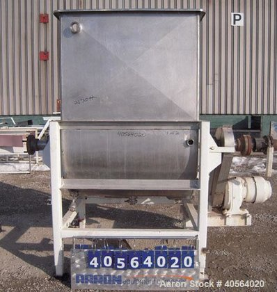 Used- Steam Coil Cooker/Peeler, 43