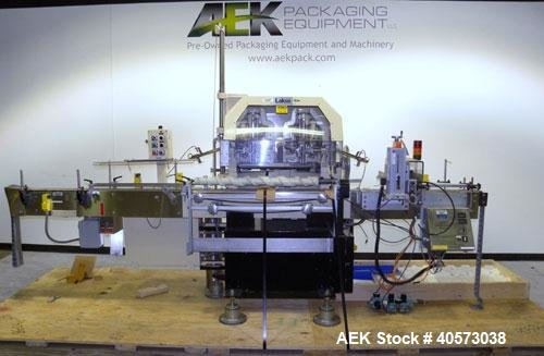 Used- Lakso Model 71 Automatic