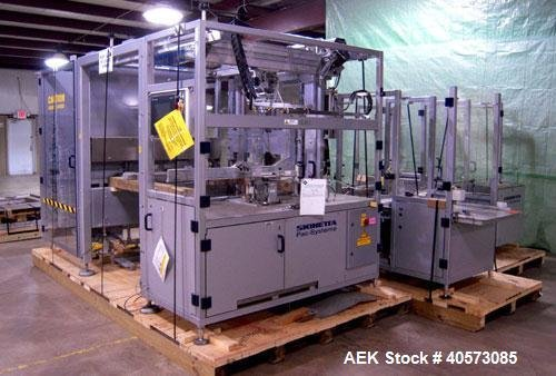 Used- Skinetta Pac-Systems PAL 1400