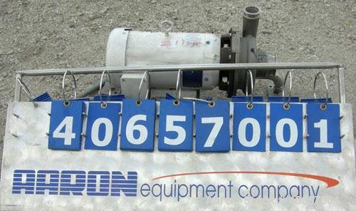 Used- Ampco Centrifugal Pump, Model