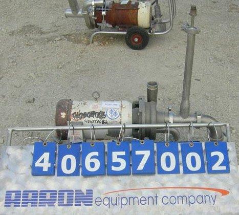 Used- Ampco Centrifugal Pump, Model