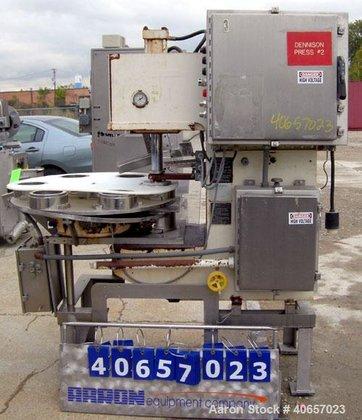 Used- Multipress, Model W3T120M, 12