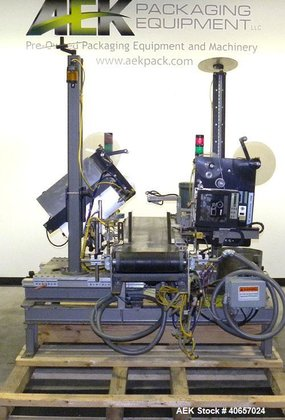 Used- Weber Marking Systems Front