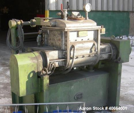 Used- AMK Double Arm Mixer,