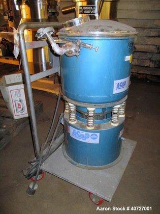 Used- Sweco Vibro Energy Grinding