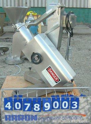 Used- Frewitt Turbosieve Sifter, Type