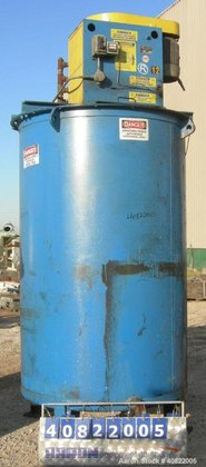 Used- Schold Tank Mount Disperser,