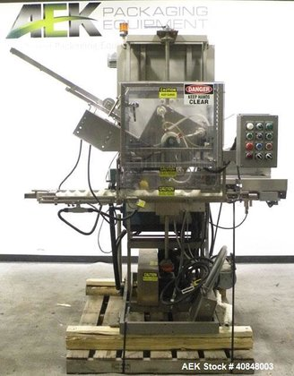 Used- Thiele Rotary Outserter/Topserter Placer,