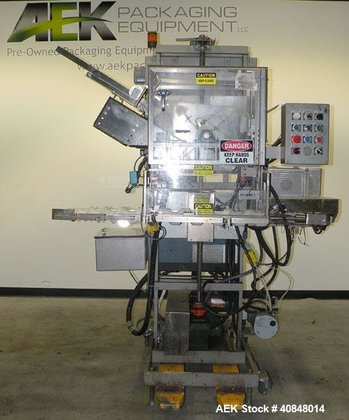 Used- Theile Rotary Outserter/Topserter Placer,