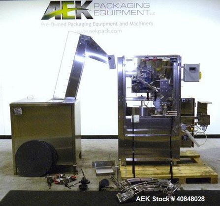 Used- Palace Packaging Machines Unscrambler