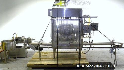 Used- Filling Equipment Company 24