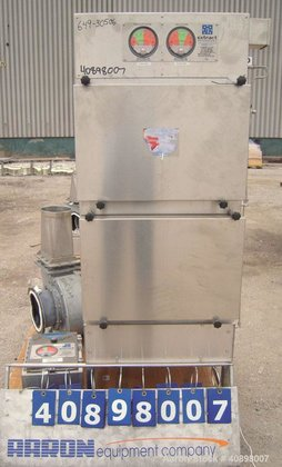 Used- Extract Technology HEPA Filter.
