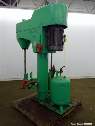 Used- Bowers High Speed Disperser,