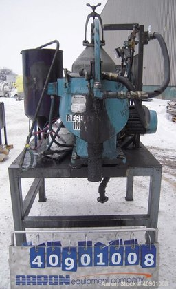 Used- Alfa Laval WHPX-405TGD-24-60 Desludger