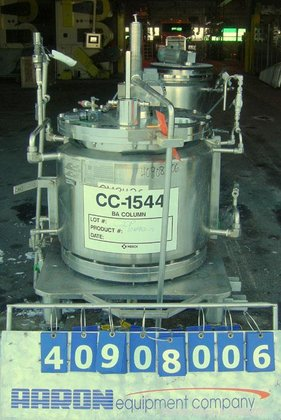 Used- Verdot Industrie EasyPack Chromatography
