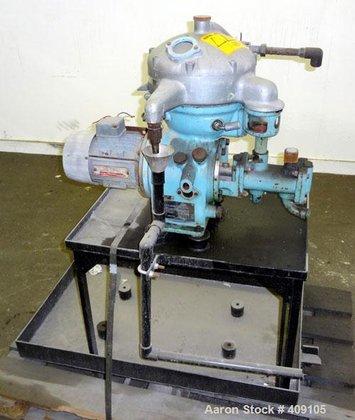 Used- Alfa Laval MAB-103B-24-50/4205-1 Solid