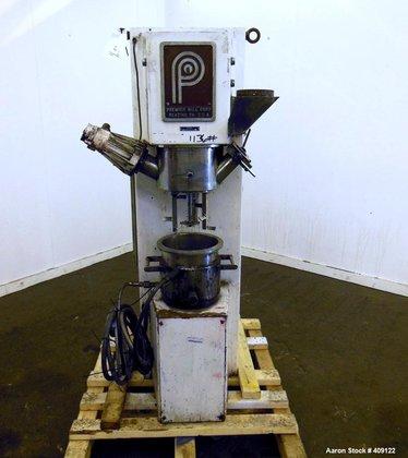 Used- Premier Mill Hidrobat Planetary