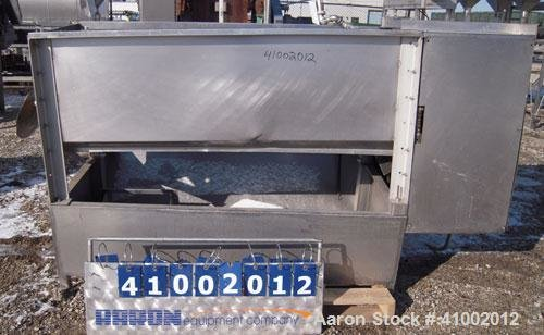 Used- Van Mark Peeler/Washer, 304