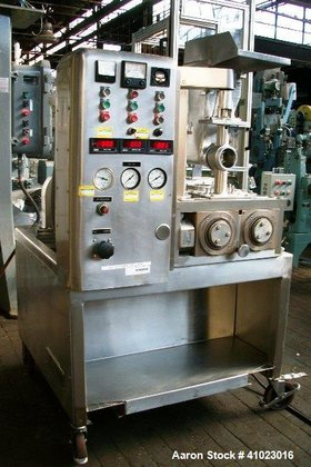 Used- Fitzpatrick Fitzmill Chilsonator, Model