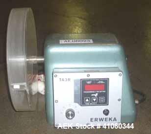 Used- Erweka Friability Tester, Type