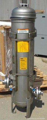 Used- Parker FulFlo Multi-Cartridge Filter,