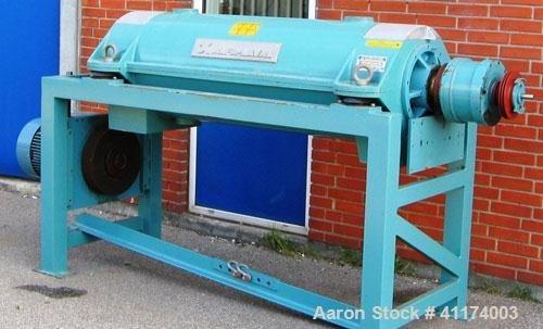 Used-Alfa Laval Decanter, type AVNX720