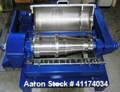 Used-Alfa Laval MRNX-414S-31G Solid Bowl