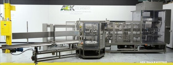 Used- Triangle Model VCL-1500 Continuous