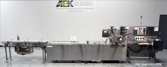 Used- Campbell Wrapping Corp. Model