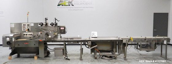 Used- Campbell (FMC) Model WTS-24