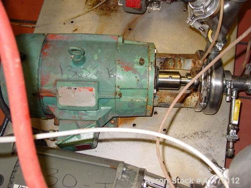 Used-Tri-Clover C216MD21T-S-KX Centrifugal Pump. 7