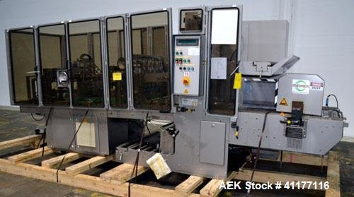 Used- Meurer Shrink Bundler, Model
