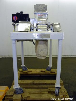 Used- Fitzpatrick Fitzmill, Model DASO-6,