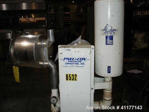 Used- Pneu-Con Vacuum Conveying System,
