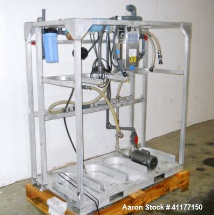 Used- Aquafine Ultraviolet Sterilizer, Model