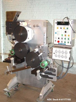 Used- Ackley Drum Printer capable