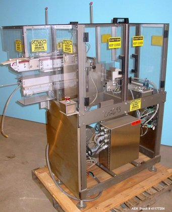 Used- MGS Reciprocating Feeder. Left