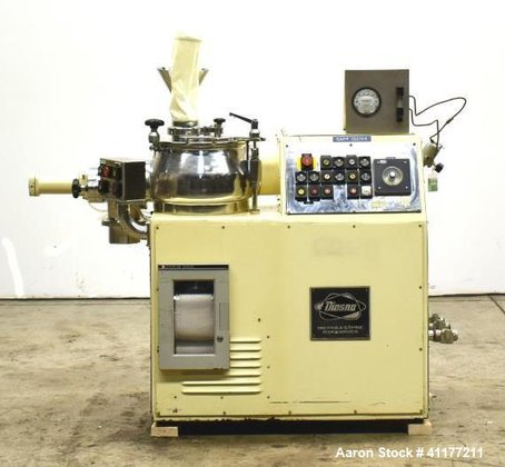 Used- Diosna High-Shear Mixer-Granulator, Model