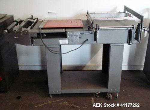 Used- Clamco Semi-Automatic L-Bar Sealer,
