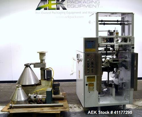 Used- Triangle Package Machinery Vertical