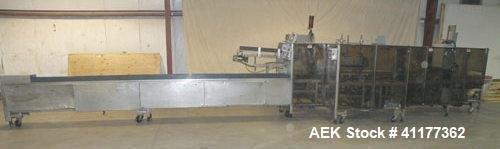 Used- Tisma Automatic Horizontal Cartoner,