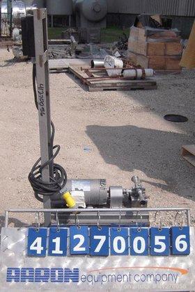 Used- Gelber Industries Gear Pump,