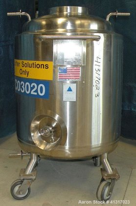 Used- Precision Stainless Reactor, 52