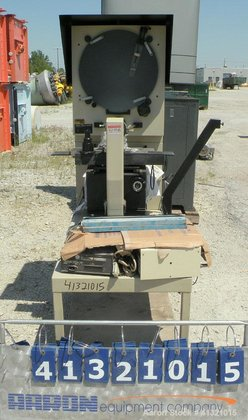 Used- Dorsey Metrology Optical Comparator,
