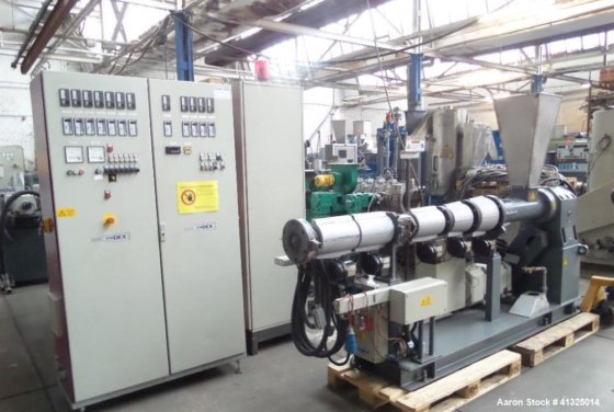 Used- EXTRUDEX Complete Strand Granulating