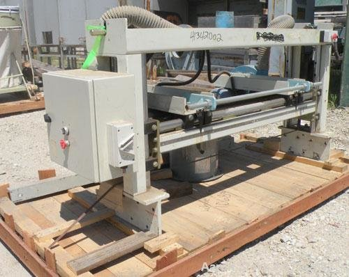 Used- Dual Edge Trim Station,