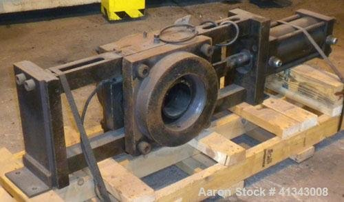 "Used- Dynisco 4-1/2"" Hydraulic Screen"