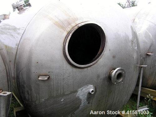 Used- All-Weld Pressure Carbon Filter
