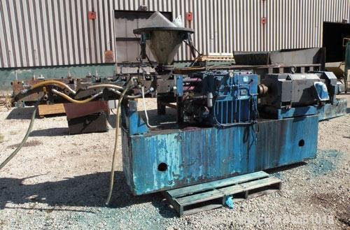 Used- Werner Pfleiderer 58mm Continua